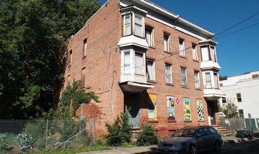 3209-3211 Seventh Ave - side view